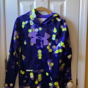 Girls XL Under Armour Hoodie or Sweatshirt